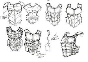 Teague's Body Armour by Neumatic