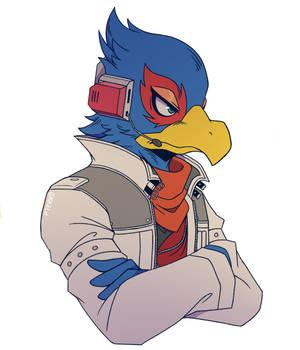 Falco by pterro