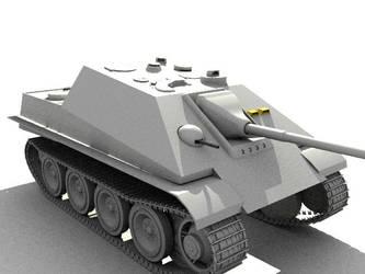 JagdPanzer thread update by project9