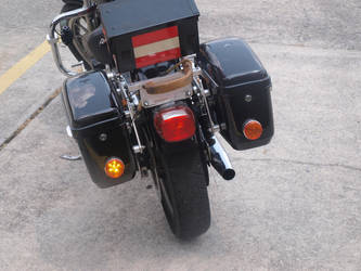 Saddlebags  and Lights by Cat-man-dancing
