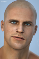 These Eyes: The Hunk by Alexlo
