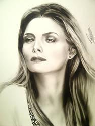 Michelle Pfeiffer by lastking31