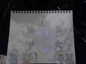 Wacky World partnership with Warner Bros by marcusderjr