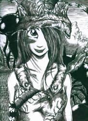 My Centipede Girl by MutatisMutandis