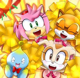 Cheerful! by Unichrome-uni