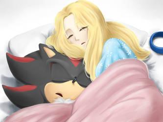 Sleeping by Unichrome-uni