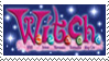 W.I.T.C.H. stamp by Gryphonia