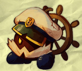 Admiral Bobbery by CoffeeSnake