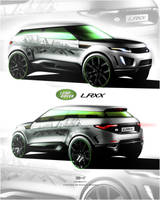 LandRover LRXX by emrEHusmen
