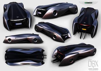 2025 Aston Martin DBX by emrEHusmen