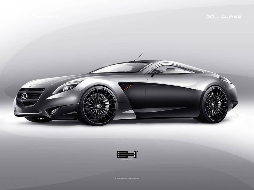 2010 Mercedes-Benz XL Class by emrEHusmen