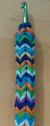 Crochet Hook Cover Cozy by Natt2004