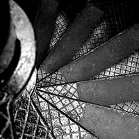 Stairwell by jennytaylor