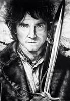 Bilbo Baggins by GabrielleC-Drawings