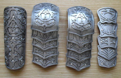Original Assassin Armor by Aphaestus