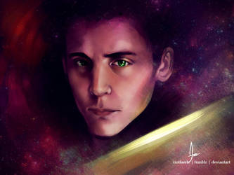 Loki - Leave Out All the Rest by riotfaerie