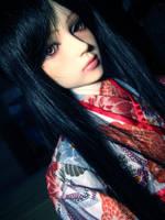 BJD: Aozameta Hibi e.. by Kazezakura