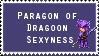 Paragon of Dragoon Sexyness by Kazezakura