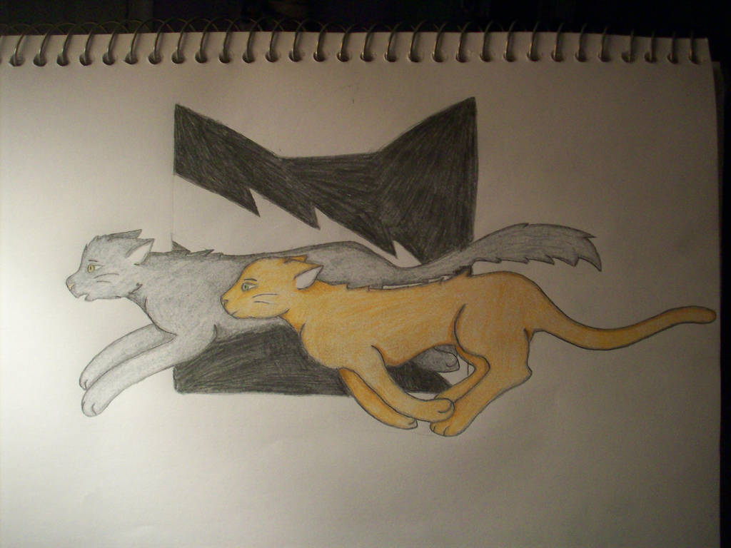 Rescue WindClan: A ThunderClan Mission by IndigoCascade