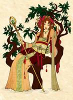 - Miisuu - Luna Cee - by ooneithoo