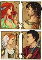 - Greek Gods III - by ooneithoo