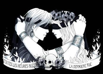 - Agape - Death is blind - by ooneithoo