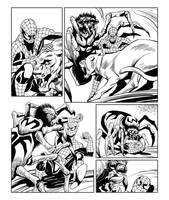 Spider God 04 by kevhopgood