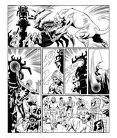 Spider God 07 by kevhopgood