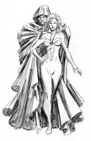 Cloak and Dagger by kevhopgood