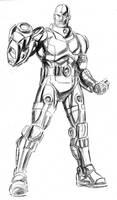 Cyborg by kevhopgood