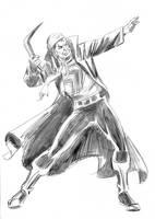 Captain Boomerang by kevhopgood
