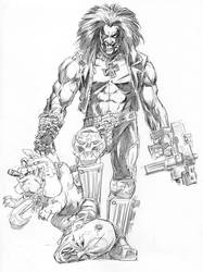 Lobo by kevhopgood