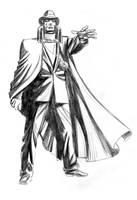 Phantom Stranger by kevhopgood