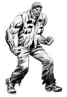 Solomon Grundy by kevhopgood