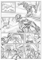 Iron Man 06 by kevhopgood