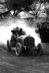Vanderbilt Cup 1908. #16  Locomobile by NJDVINTAGE