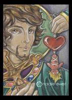 Saint Valentine by natamon