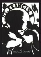 Saint Francis Silhouette by natamon