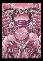 Praying Angel 56 by natamon