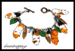 Guinea Pig Love Bracelet SOLD by natamon