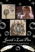 Jareth's Last Plea Necklace by natamon