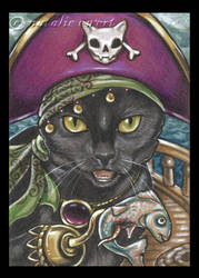Pirate Cats 2 by natamon