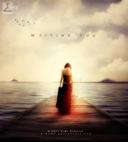 Waiting you by emanrabiah