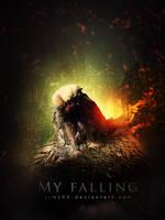 My Falling by emanrabiah