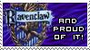 Ravenclaw Stamp by rosa-pegasus