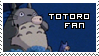 Totoro Fan Stamp by rosa-pegasus