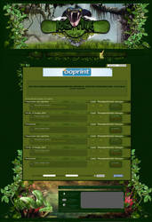 Forum theme Reptiles n' co by amanwithoutmind