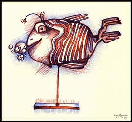 Fishy by bigua