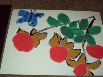 Peach Blossom by SeraphanRaziel