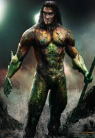 Jason-Momoa-as-Aquaman by vshen